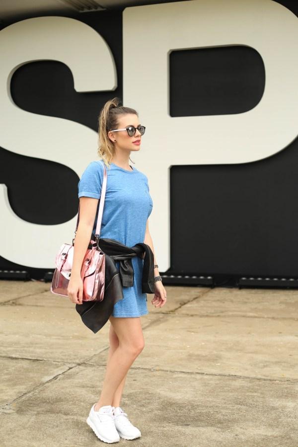 Look do dia São Paulo Fashion week 2015