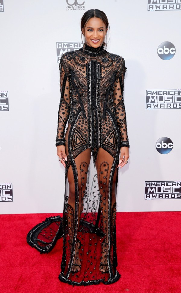 Ciara AMA American music Awards 2015