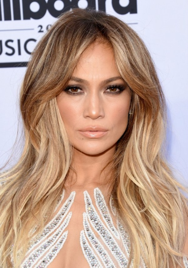 Maquiagem das famosas tapete vermelho red carpet Jennifer Lopez