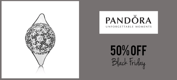 Pandora desconto black friday