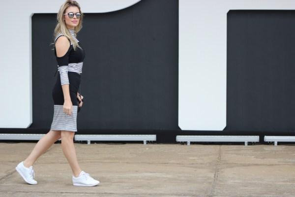 Look Mel Campo SPFW Preto e branco (2)