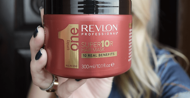 máscara uniqone revlon professinal