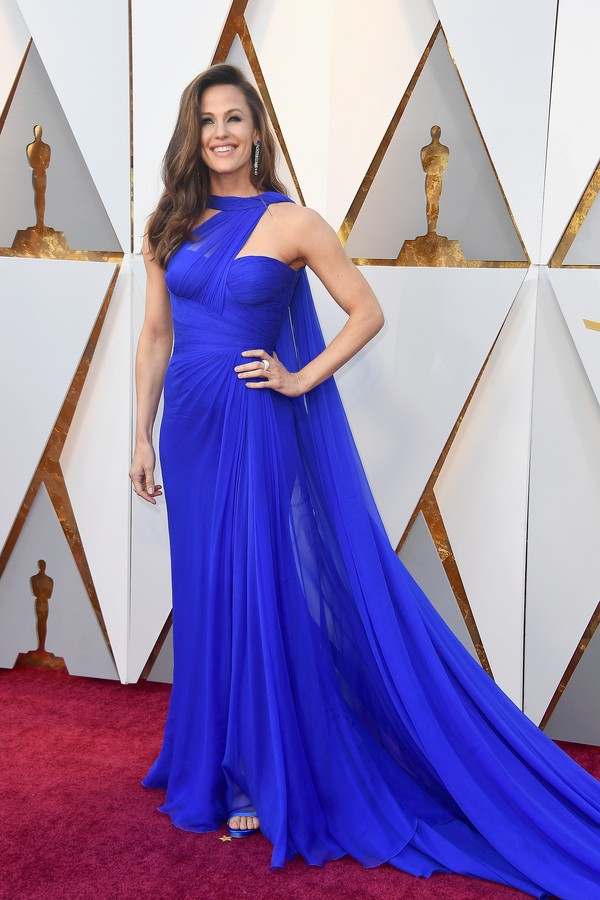 Os melhores looks do Oscar 2018 vestido jennifer garner