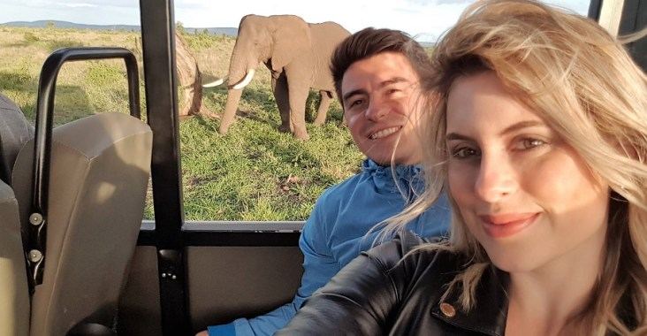 Safari pelo kruger park