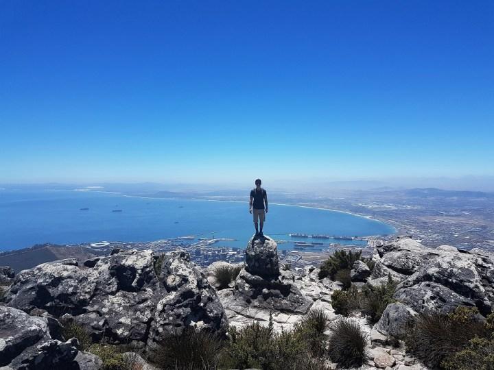 O que fazer na Cidade do Cabo na África do Sul Table Mountain