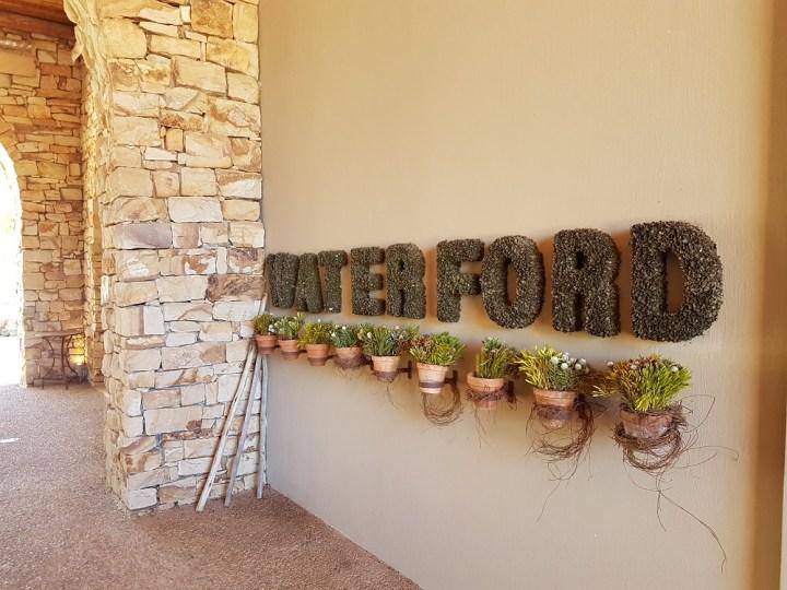 Vinícolas na África do Sul Stellenbosch e Franschhoek Waterford
