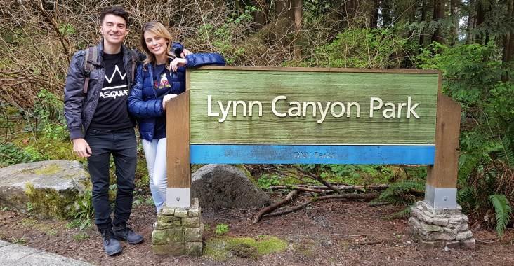 O que fazer no Lynn Canyon Park