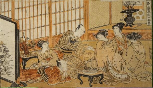 ceremonia ceaiului la japonezi