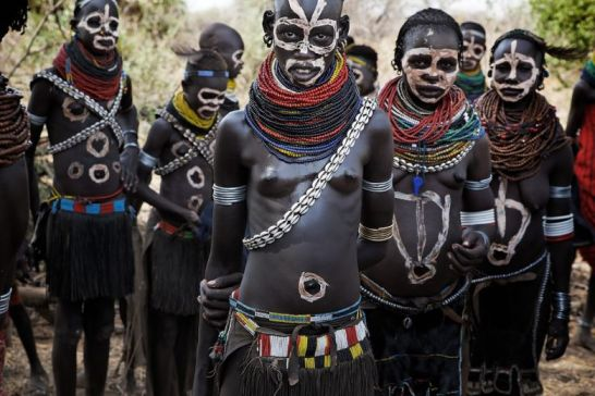 trib etiopian