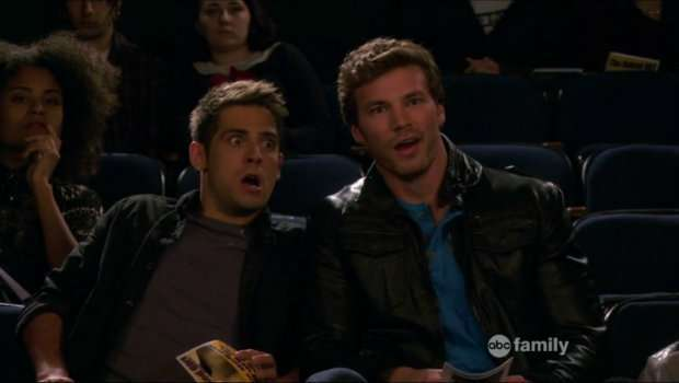 baby daddy 3x10
