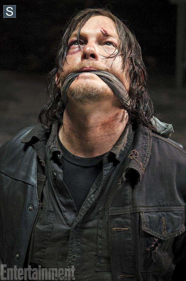 The Walking Dead - Season 5 - New Promotional Photo of Daryl_FULL