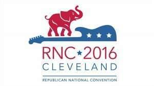 republican national convention in cleveland Logo