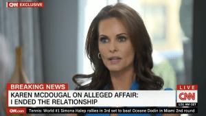CNN, Anderson Cooper, Karen McDougal, Caso, Amante, Donald Trump