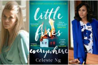 Reese Whiterspoon, Little Fires Everywhere, Kerry Washington, Hulu, Minissérie, Hulu consegue