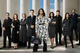 Scandal, ABC, Bastidores, Series Finale, Final da Temporada, Bastidores de Scandal, Bastidores de Scandal