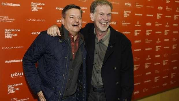 Ted Sarandos e Reed Hastings, processada