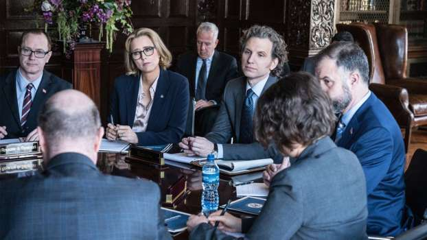 Madam Secretary 4x19, Madam Secretary Thin Ice