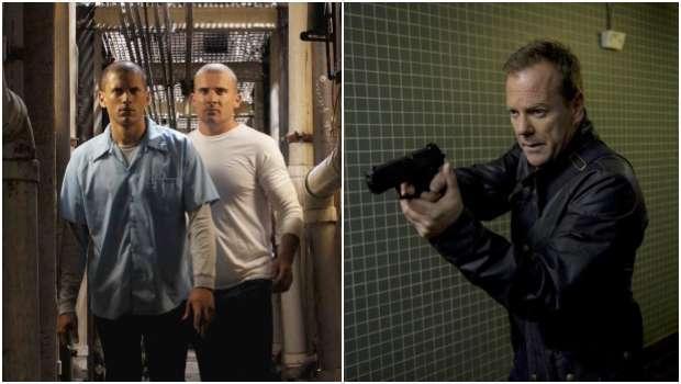 Prison Break, 24 Horas, Fox