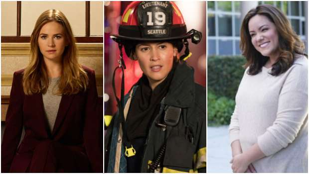 Splitting Up Together, American Housewife, Speechless, Alex Inc., For The People, Station 19