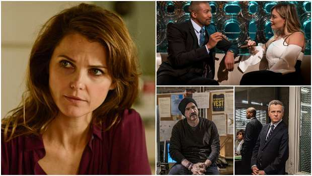 Spoiler, Spoiler Alert, The Americans, Younger, Chicago P.D., Elementary, Younger,