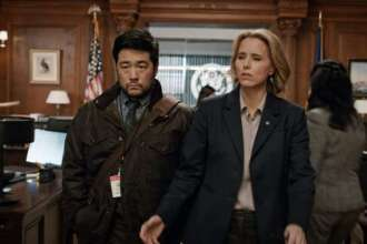 The Things We Get to Say Madam Secretary, Madam Secretary 4x20