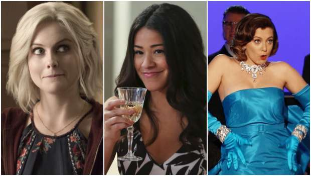 iZombie, Jane The Virgin, Crazy Ex-Girlfriend