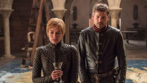Jaime, Cersei, Game of Thrones, HBO