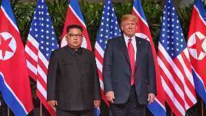 When Trump Met Kim