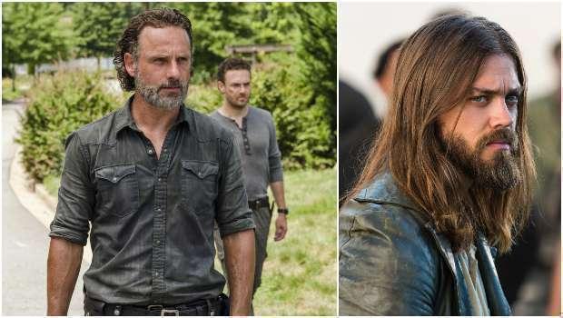 The Walking Dead, AMC, Jesus, Tom Payne
