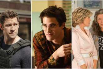 Jack Ryan, Darren Criss, Grace and Frankie