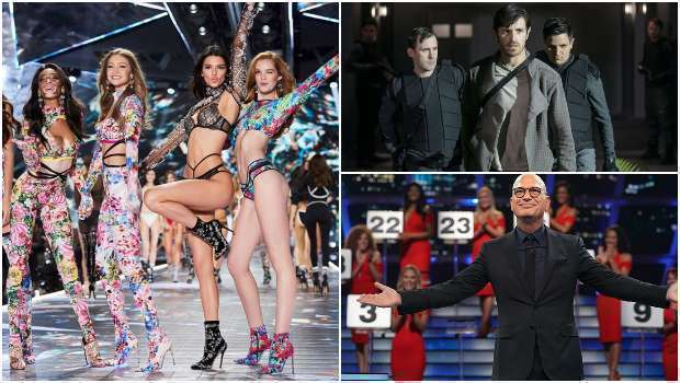 Victoria Secrets, Nightflyers, Deal Or No Deal (1)