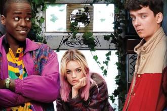 Imagem para materia da segunda temporada de Sex Education