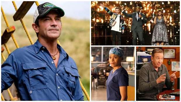 Audiência, Análise da Audiência, Números, Globo de Ouro, Survivor, Last Man Standing