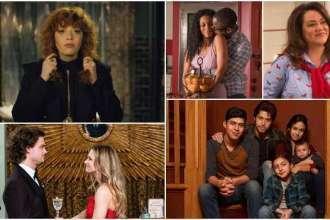 All American, Spoiler Alert, Boneca Russa, Criminal Minds, American Housewife, Party of Five