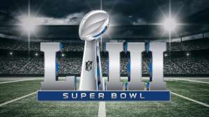 Super Bowl LIII (logo)