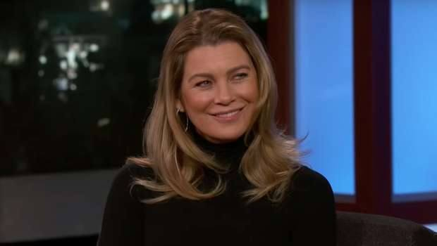 Ellen Pompeo, Grey's Anatomy, ABC, Jimmy Kimmel, Jimmy Kimmel Live!