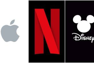 Netflix, Apple, Disney, Ganhos, 1º Trimestre