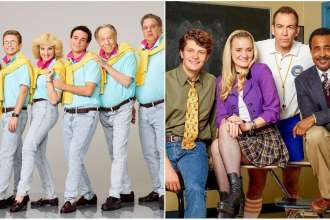 The Goldbergs, Schooled, Séries de TV, Renovadas (1)