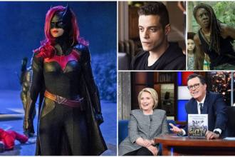 Audiência, Análise de Audiência, Batwoman, Mr. Robot, The Walking Dead, The Lat Show