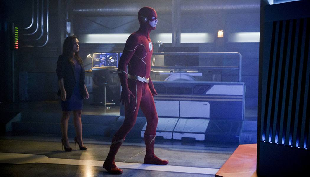Flash Estreia 6 temporada