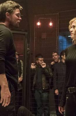 Imagem do episódio 8x05 de Arrow