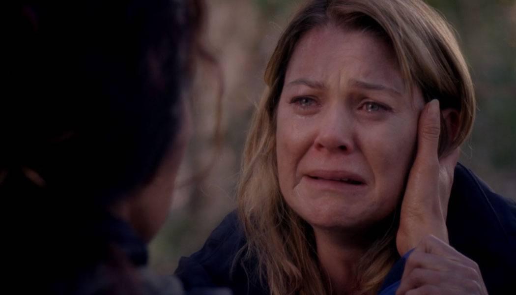 Meredith está sendo punida em Grey's Anatomy