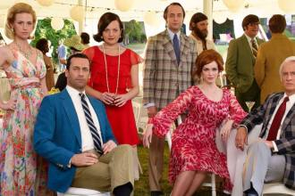 Mad Men, Elenco