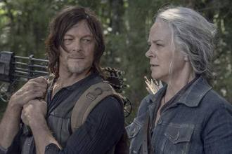 Imagem do episódio 10x06 de The Walking Dead