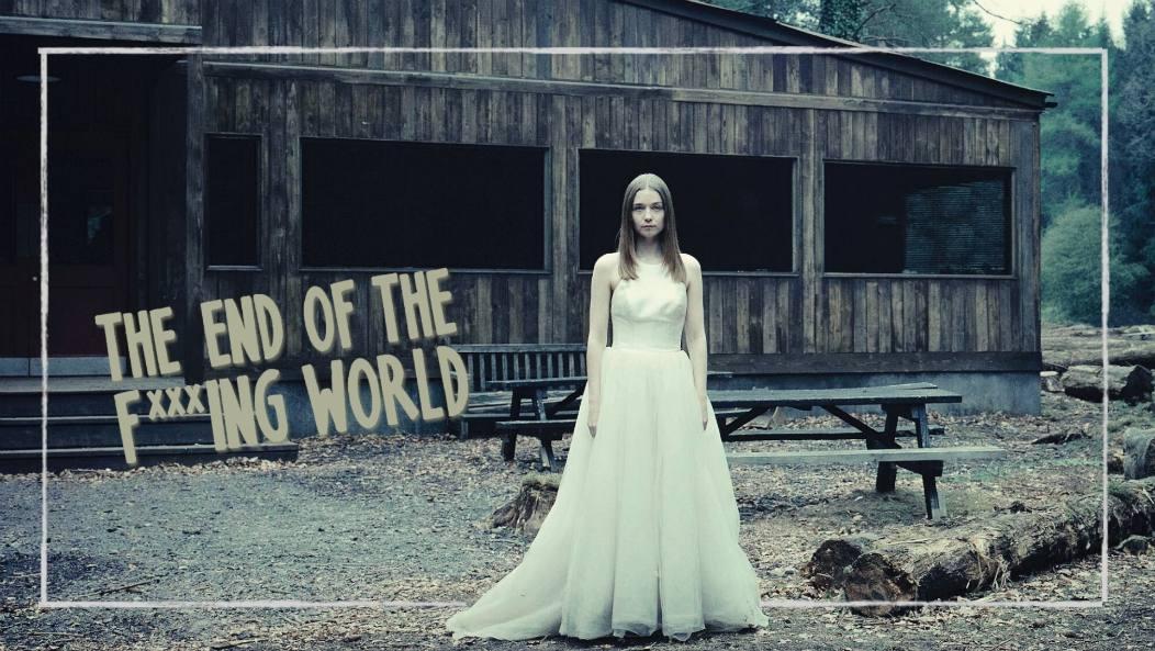 Imagem da série The End of the Fucking World