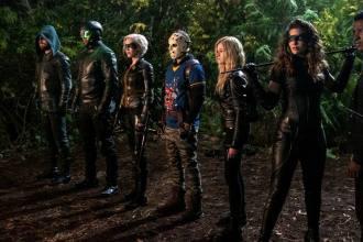 Imagem do episódio 8x07 de Arrow