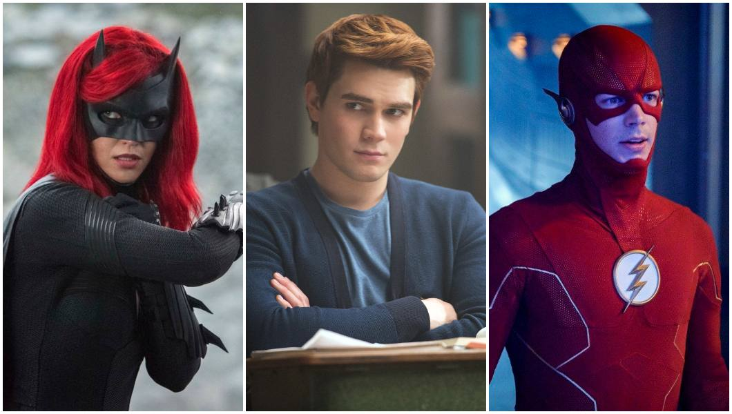 CW, Riverdale, The Flash, Batwoman, Renovadas