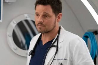 Grey's Anatomy Alex Morreu