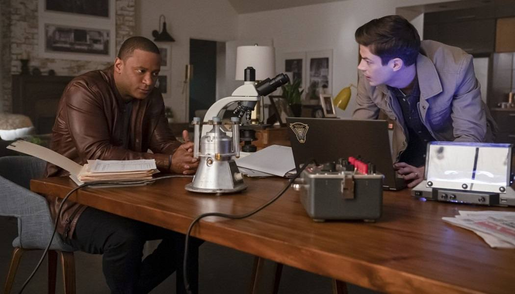 Critica The Flash 6x10
