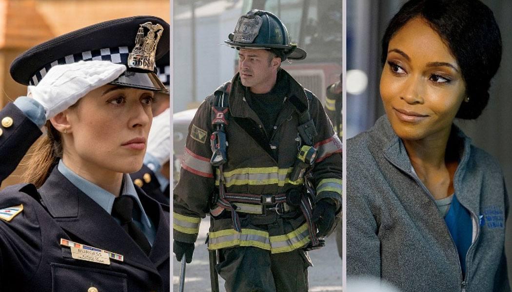 Chicago Fire Med e PD doações